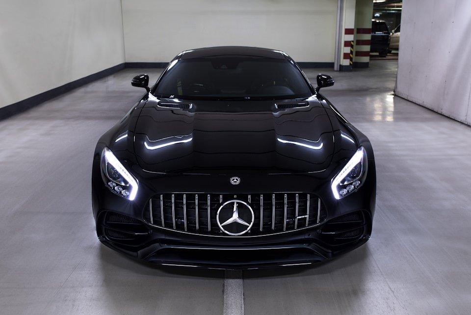 Mercedes AMG GT S WBM 510HP 2015 (42)