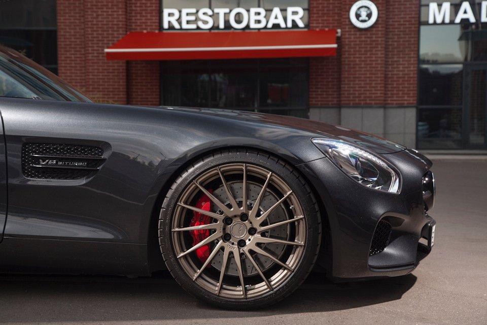 Mercedes AMG GT S WBM 510HP 2015 (8)