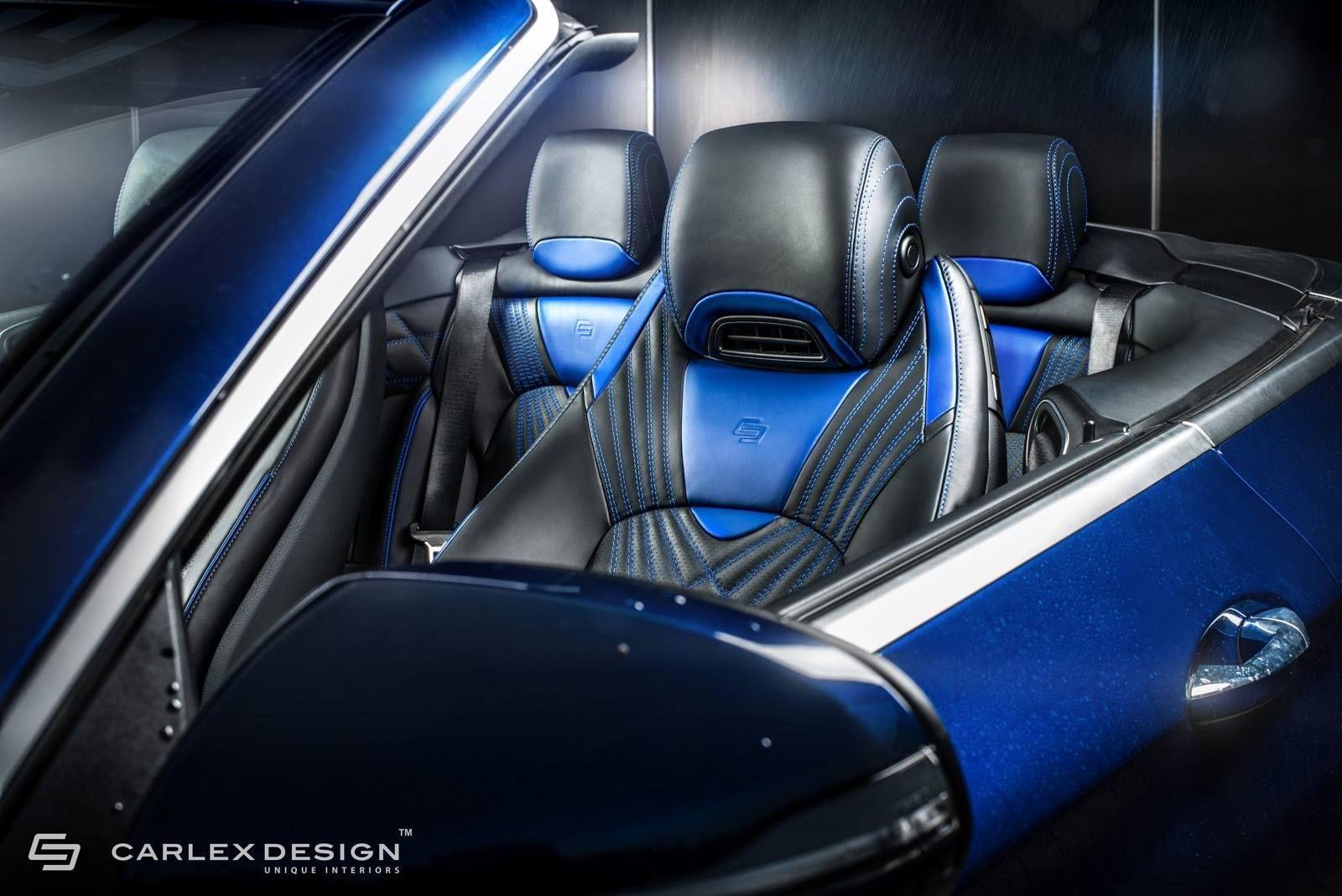 Mercedes C-Class Cabrio By Carlex Design (10)