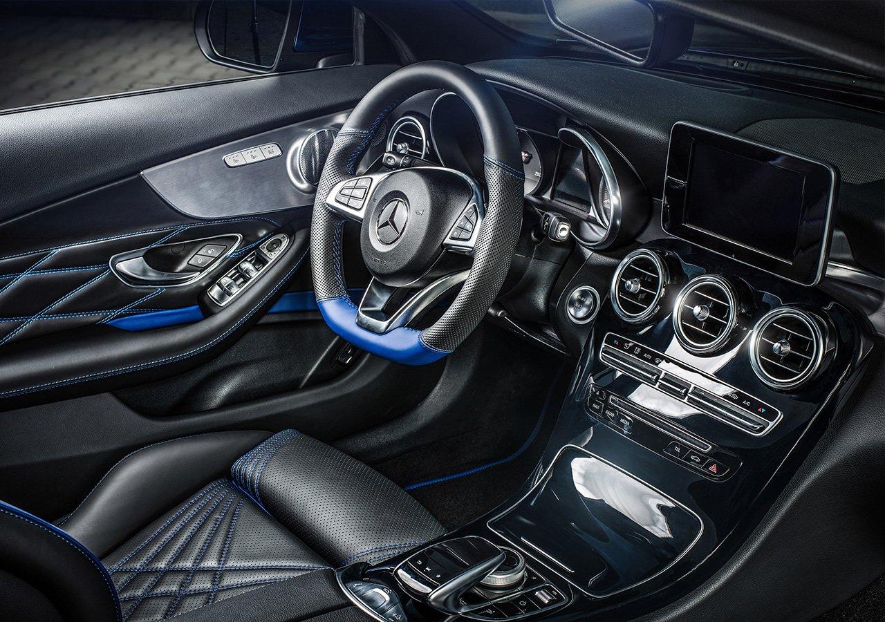 Mercedes C-Class Cabrio By Carlex Design (13)