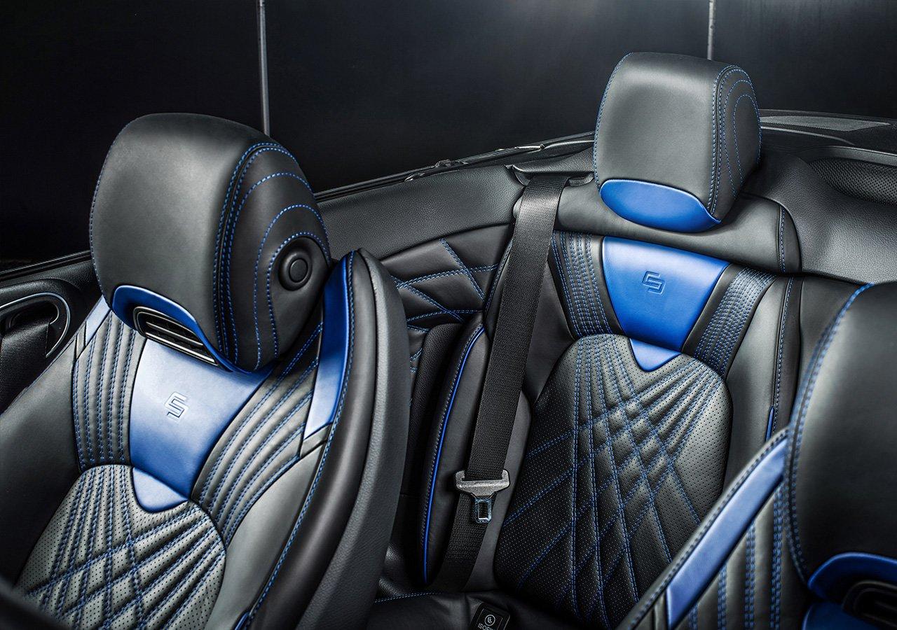 Mercedes C-Class Cabrio By Carlex Design (14)