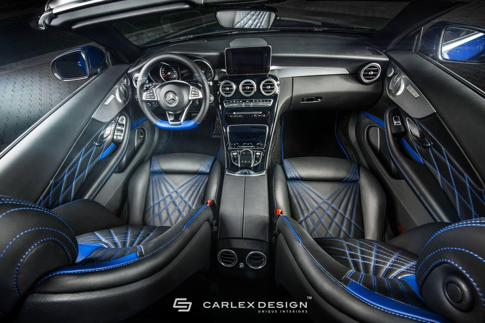 Mercedes C-Class Cabrio By Carlex Design (2)