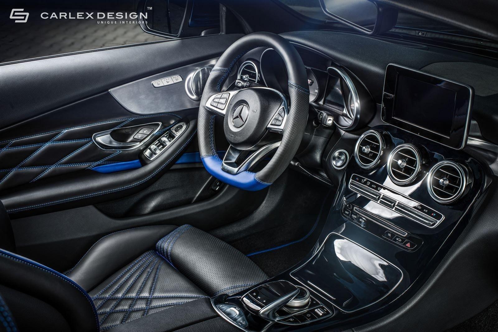 Mercedes C-Class Cabrio By Carlex Design (6)