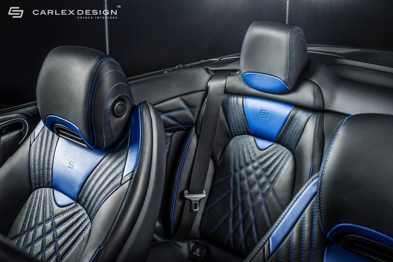 Mercedes C-Class Cabrio By Carlex Design (9)