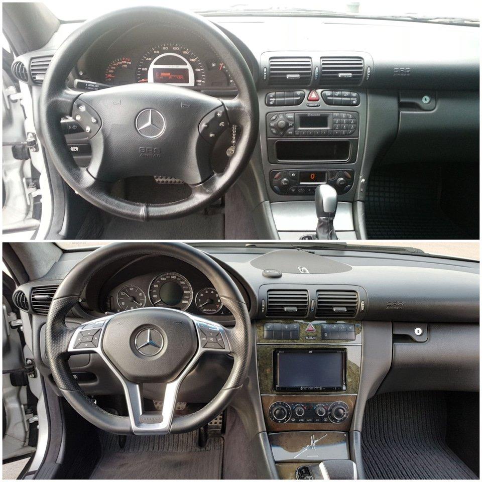 Mercedes C32 AMG W203 (19)