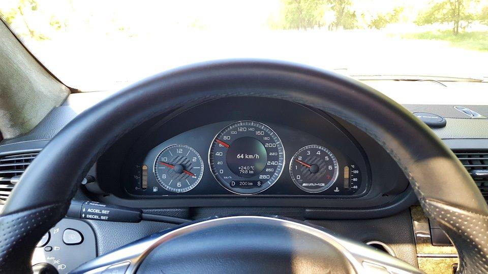 Mercedes C32 AMG W203 (21)
