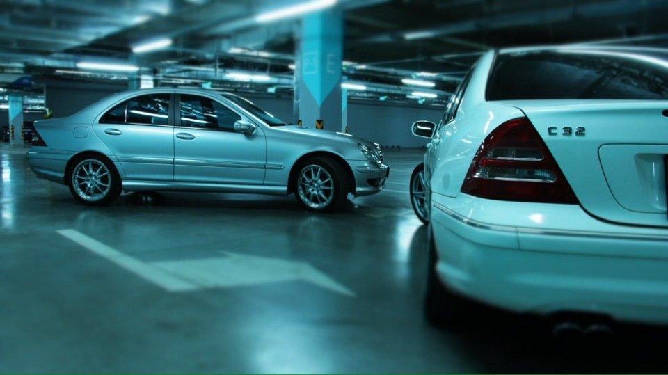 Mercedes C32 AMG W203 (6)