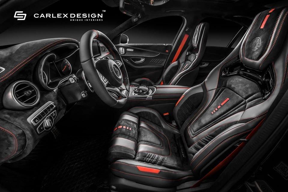 Mercedes C43 AMG By Carlex Design (21)