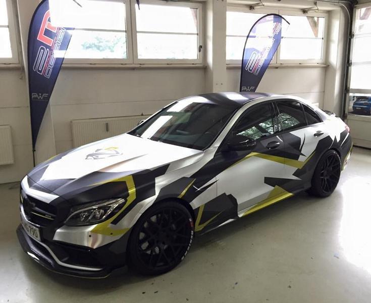 Mercedes C43 AMG By Carlex Design (26)