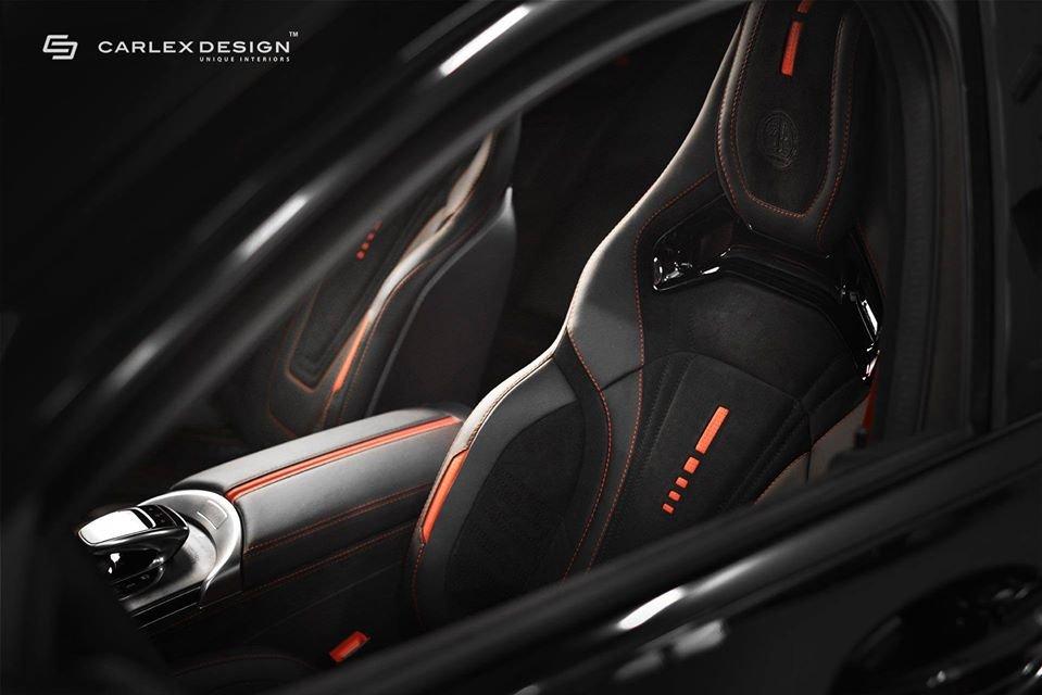 Mercedes C43 AMG By Carlex Design (5)