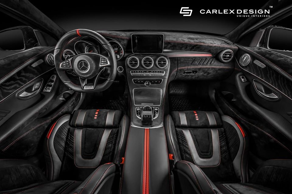 Mercedes C43 AMG By Carlex Design (7)