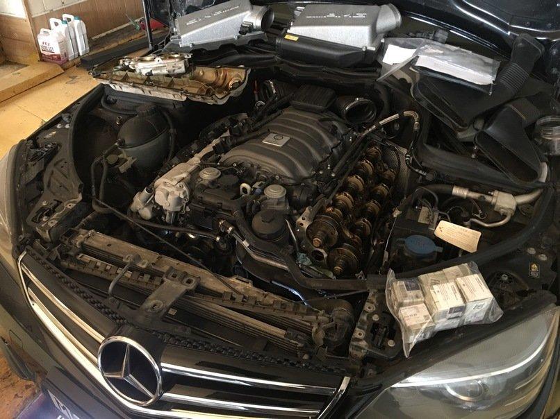 Mercedes C63 AMG W204 (11)