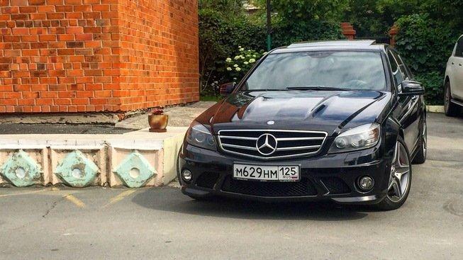 Mercedes C63 AMG W204 (18)