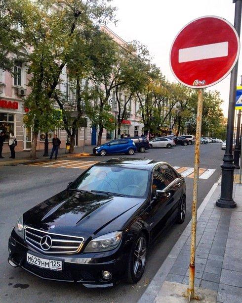 Mercedes C63 AMG W204 (1)