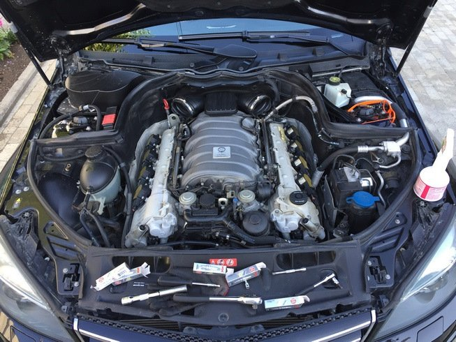 Mercedes C63 AMG W204 (20)
