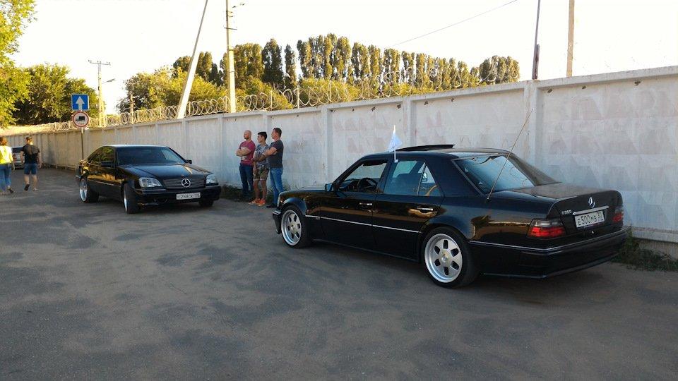 Mercedes CL600 С140 6.0 V12 (15)