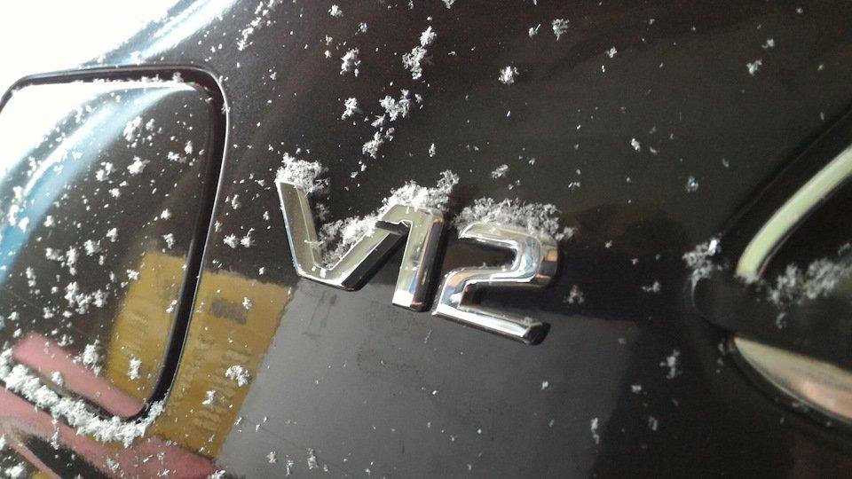 Mercedes CL600 С140 6.0 V12 (16)