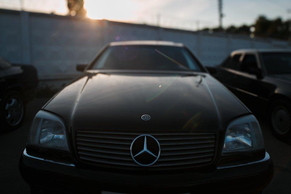 Mercedes CL600 С140 6.0 V12 (25)