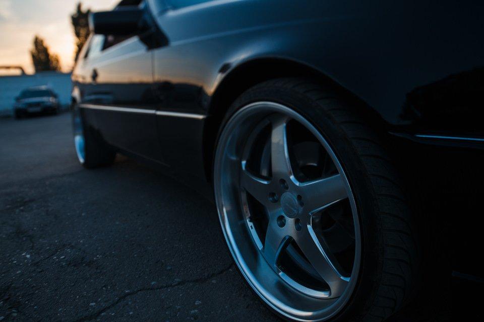 Mercedes CL600 С140 6.0 V12 (27)