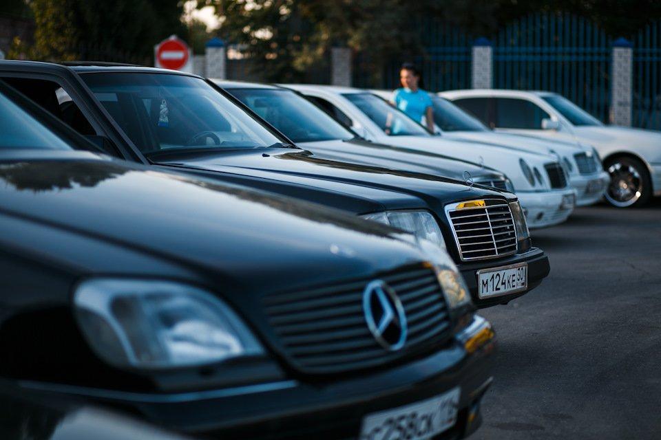 Mercedes CL600 С140 6.0 V12 (31)