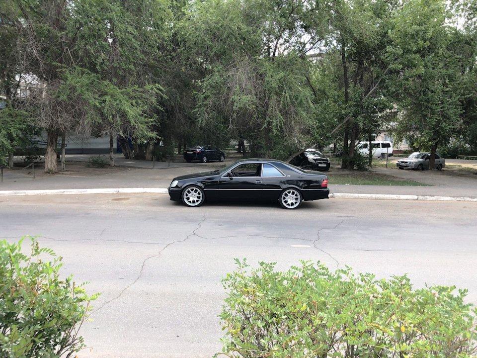 Mercedes CL600 С140 6.0 V12 (32)