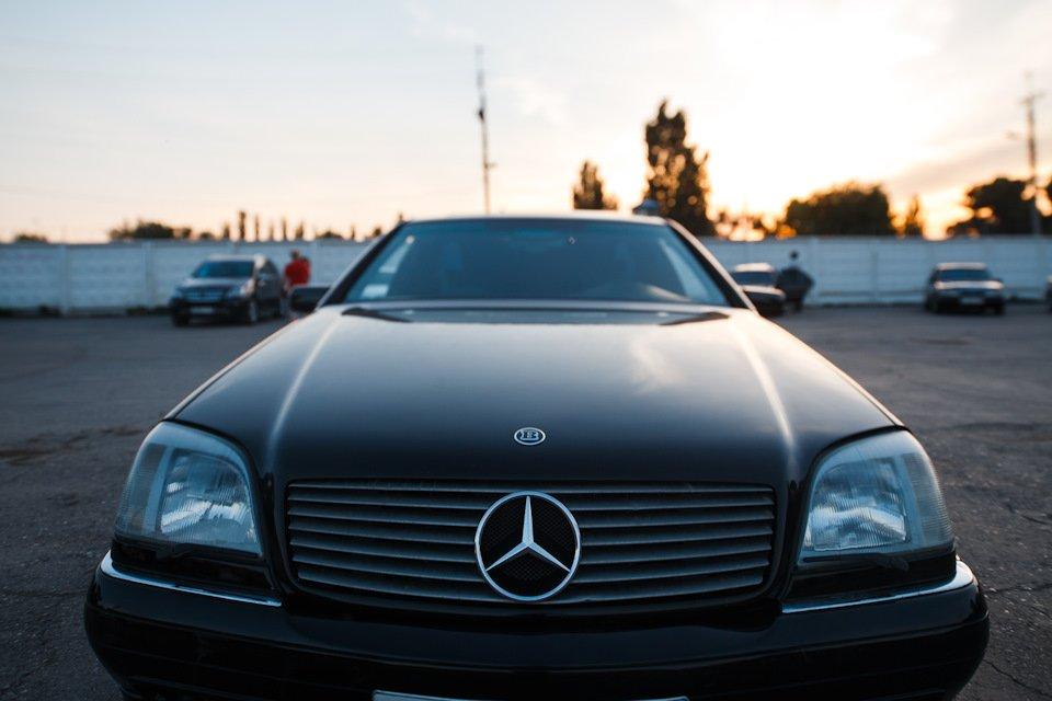 Mercedes CL600 С140 6.0 V12 (36)