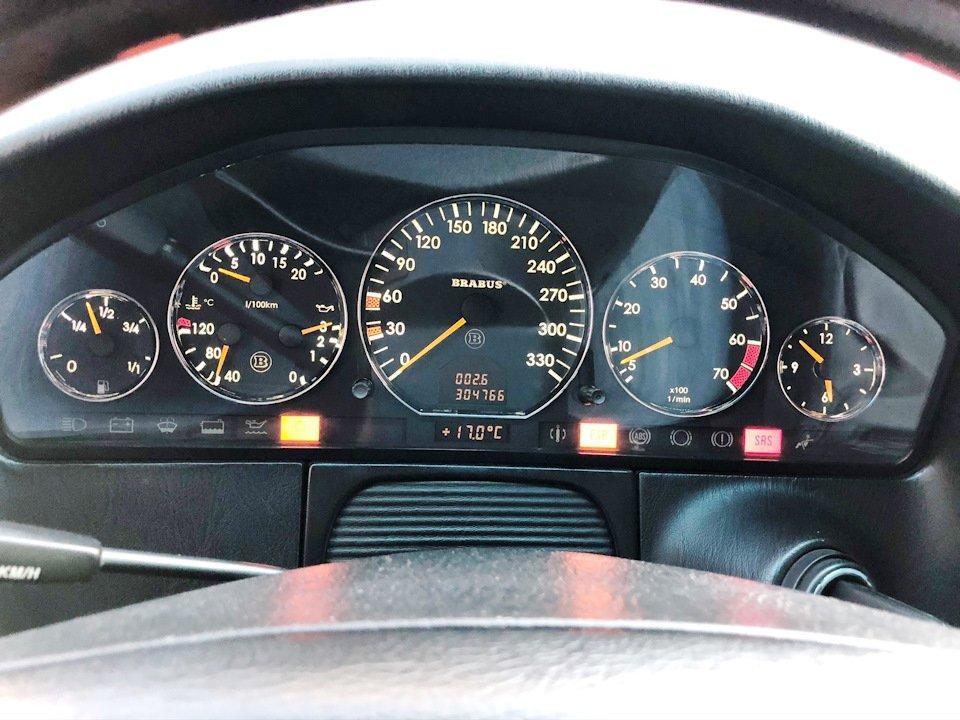 Mercedes CL600 С140 6.0 V12 (38)