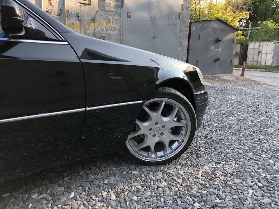 Mercedes CL600 С140 6.0 V12 (74)