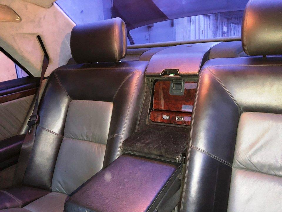 Mercedes CL600 С140 6.0 V12 (78)