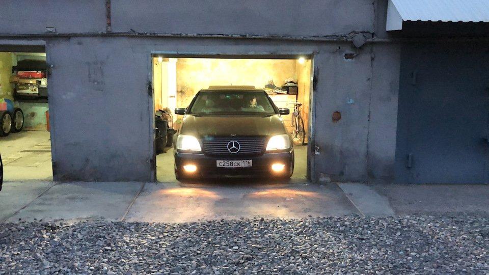 Mercedes CL600 С140 6.0 V12 (79)