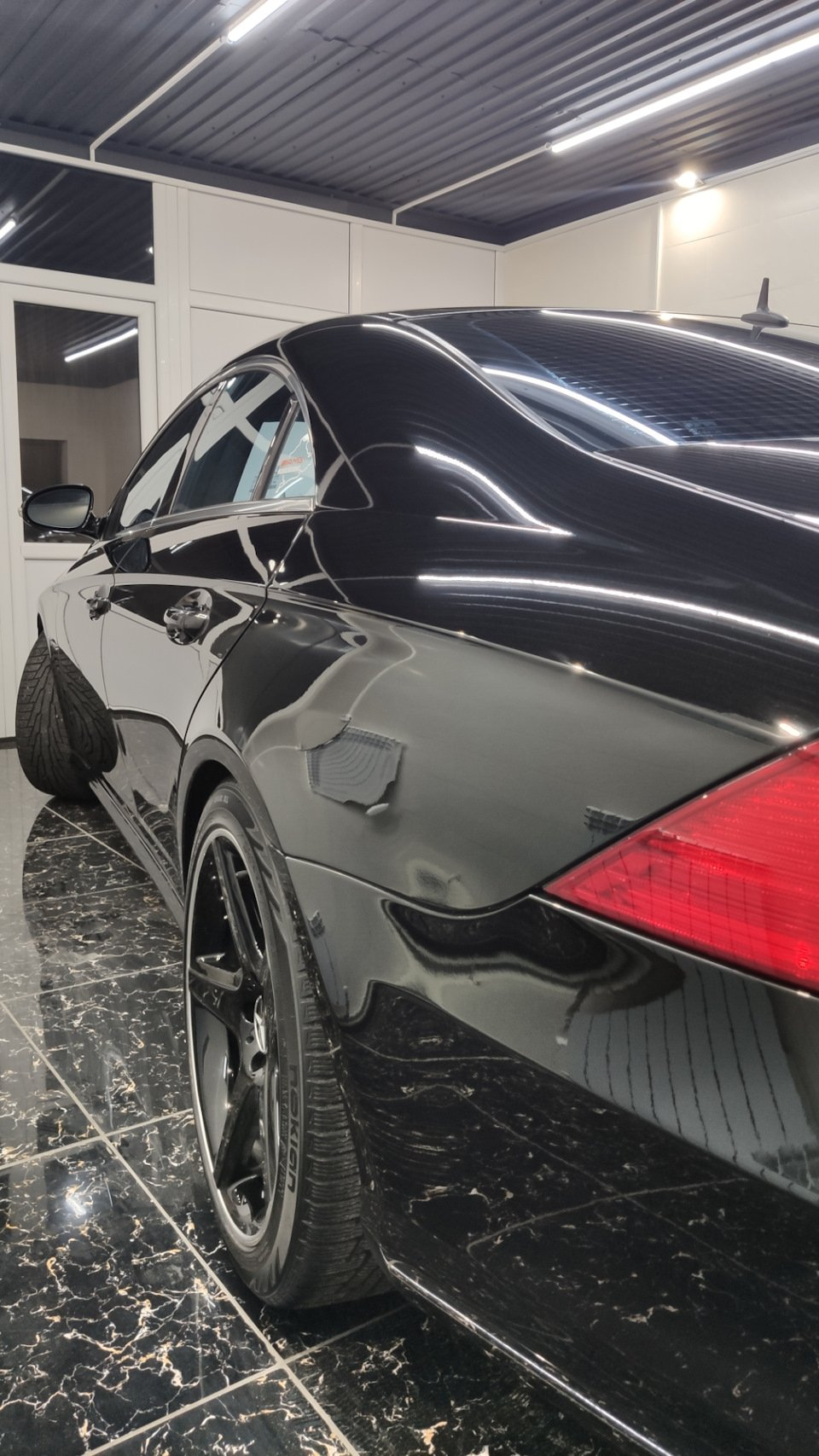 Mercedes CLS55 AMG Black (24)