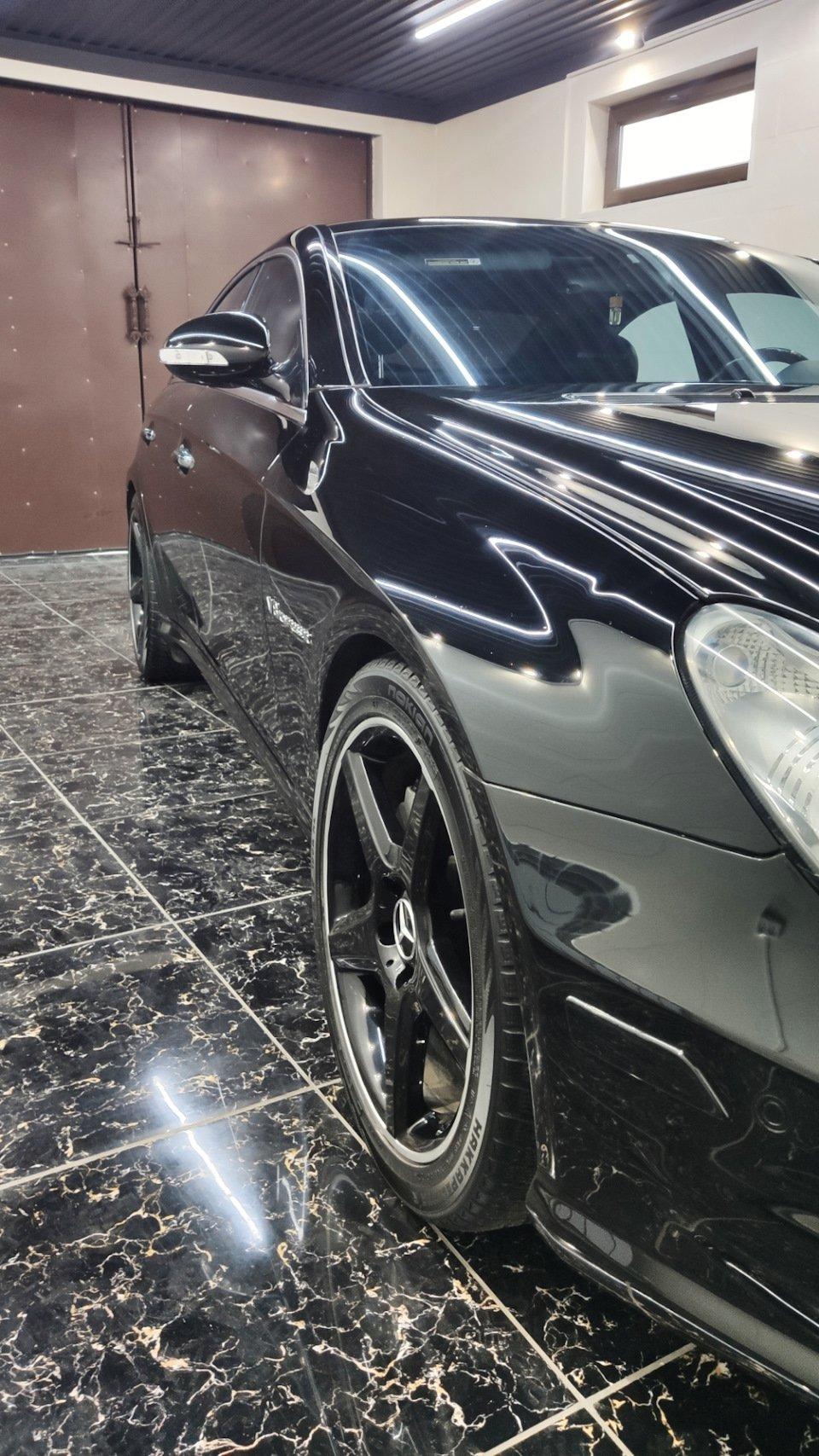 Mercedes CLS55 AMG Black (31)