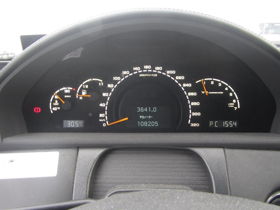 Mercedes CL 55 AMG KOMPRESSOR W215 (16)