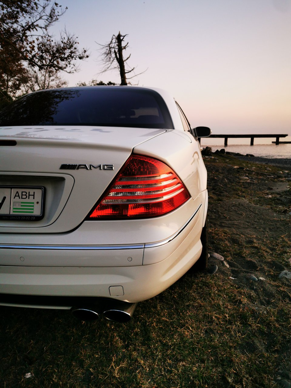 Mercedes CL 55 AMG KOMPRESSOR W215 (25)