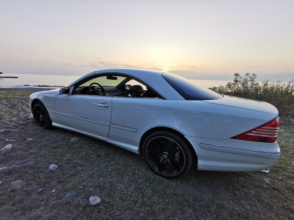 Mercedes CL 55 AMG KOMPRESSOR W215 (26)