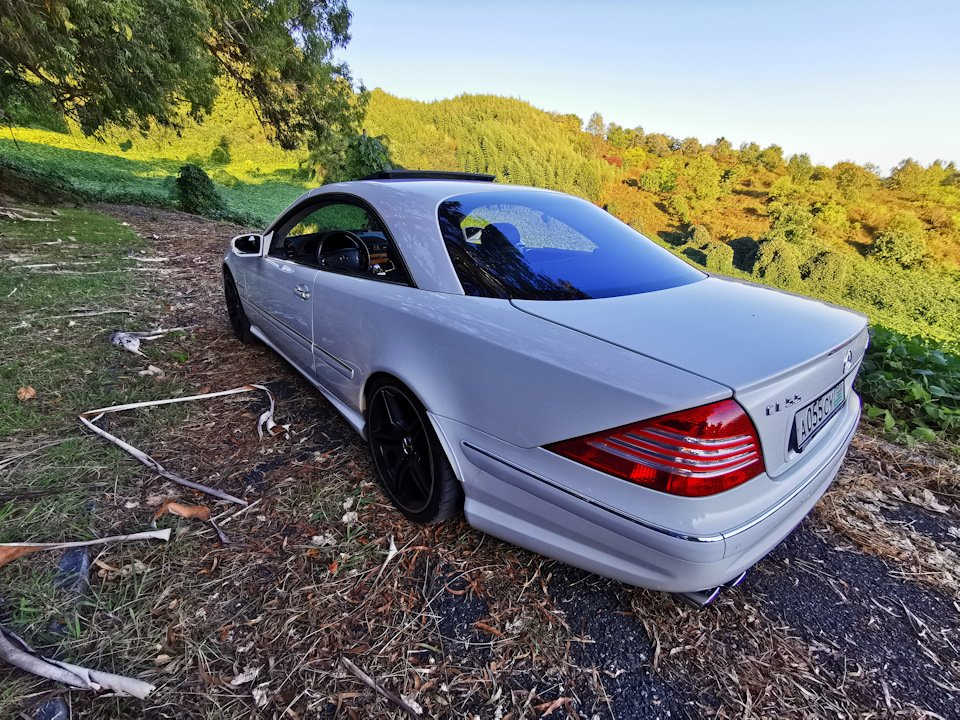 Mercedes CL 55 AMG KOMPRESSOR W215 (30)