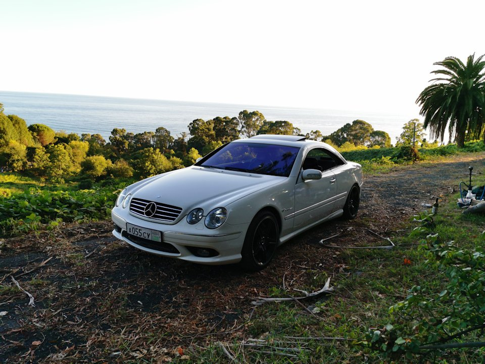 Mercedes CL 55 AMG KOMPRESSOR W215 (33)