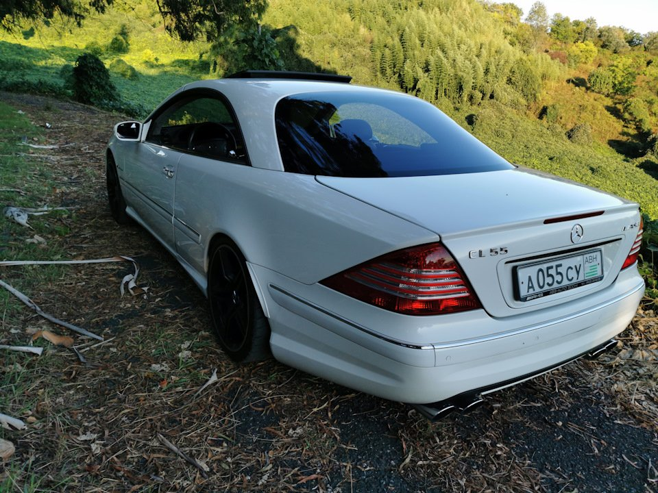 Mercedes CL 55 AMG KOMPRESSOR W215 (51)