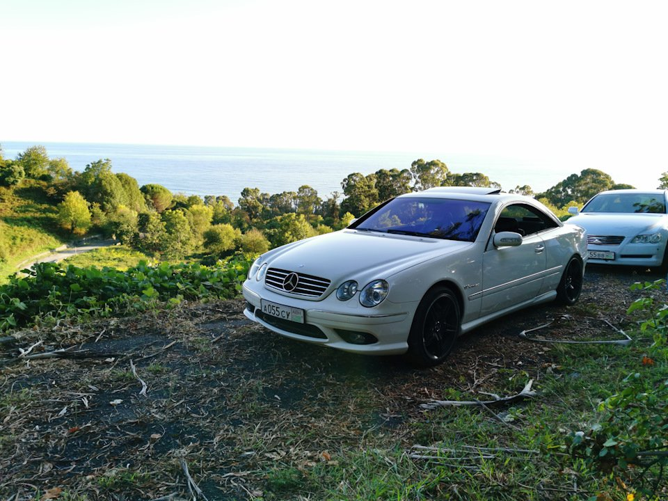 Mercedes CL 55 AMG KOMPRESSOR W215 (60)