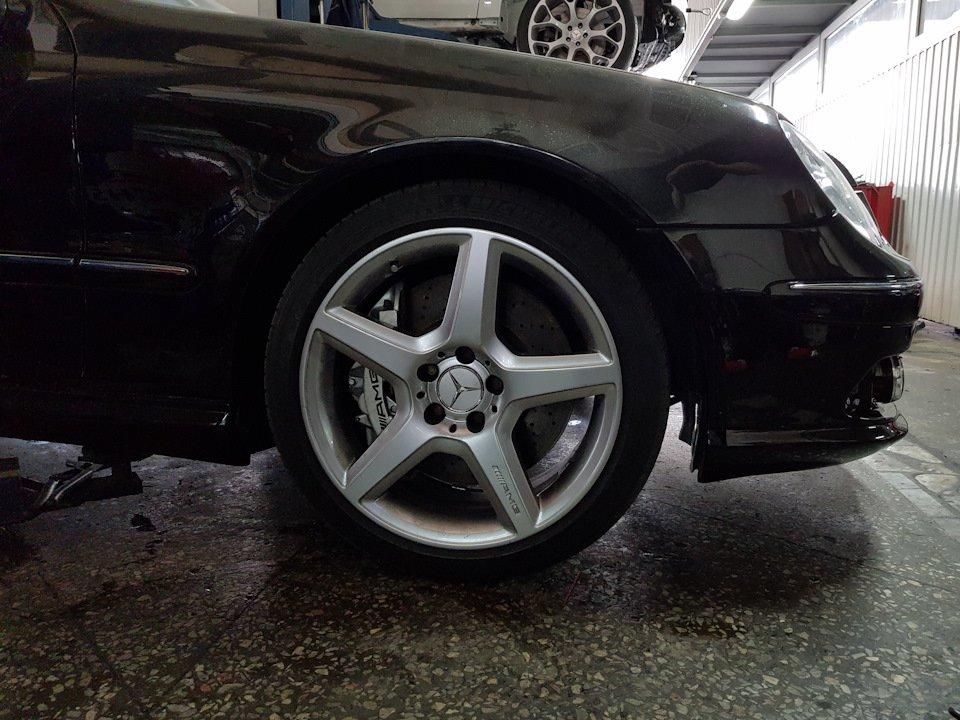 Mercedes C 55 AMG W203 (18)