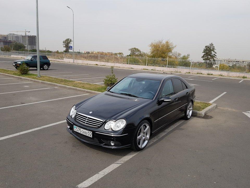 Mercedes C 55 AMG W203 (47)