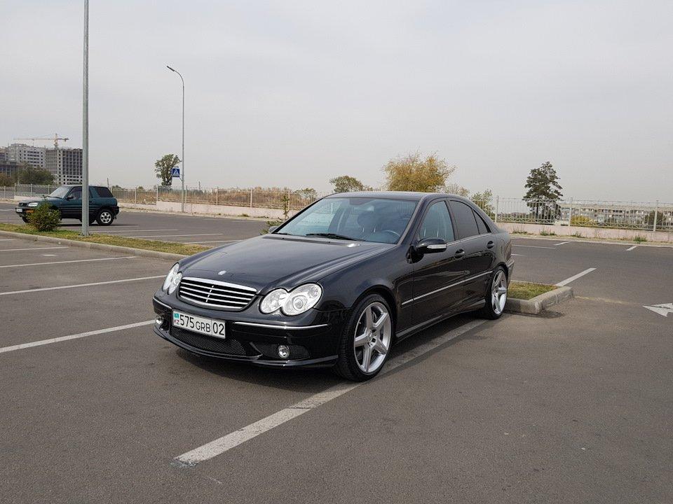 Mercedes C 55 AMG W203 (6)