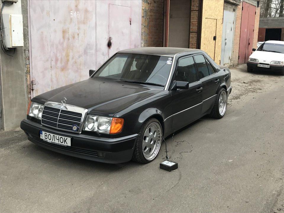 Mercedes E-class 500Е W124 (12)