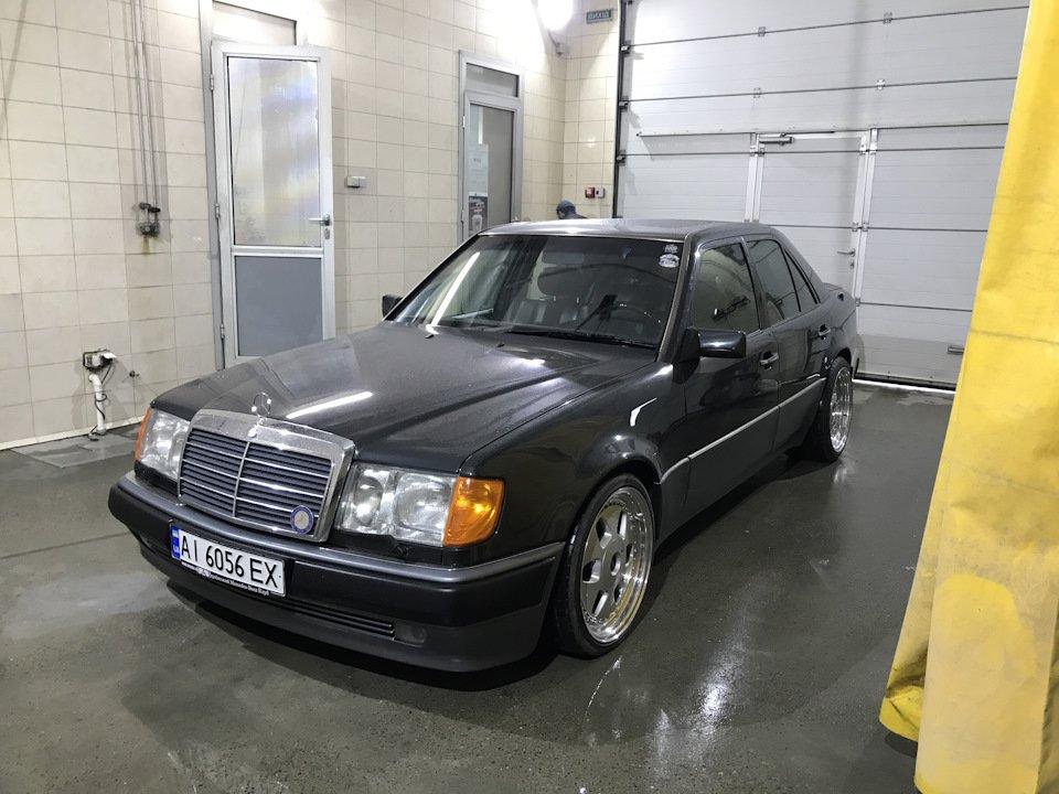 Mercedes E-class 500Е W124 (24)