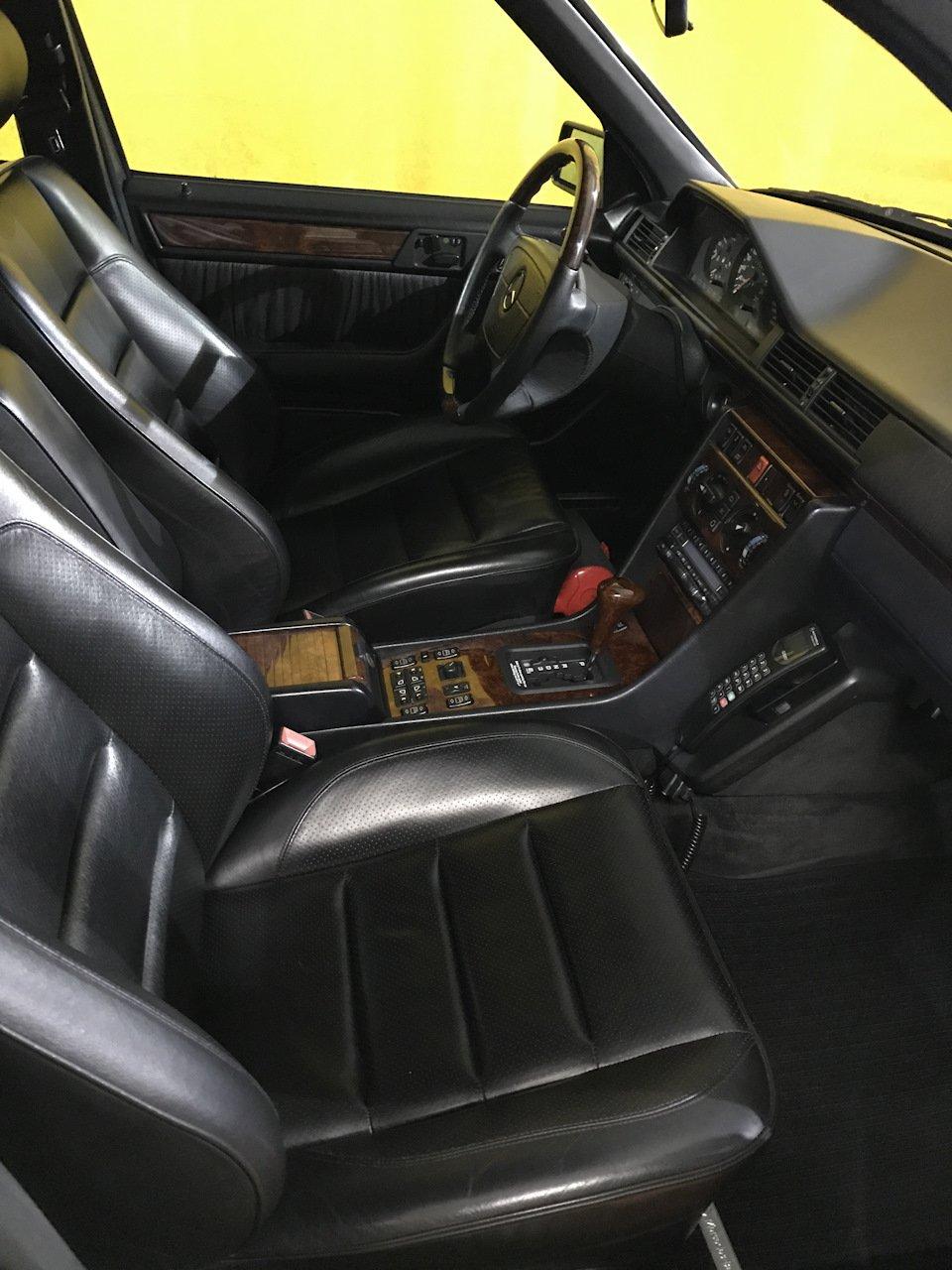 Mercedes E-class 500Е W124 (33)