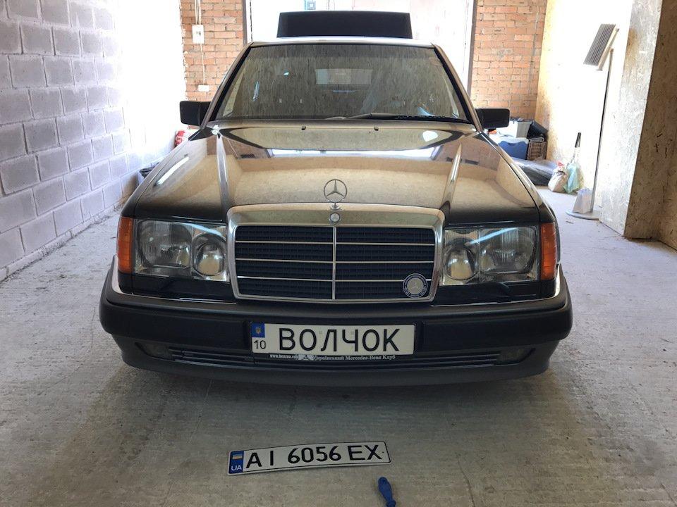 Mercedes E-class 500Е W124 (37)