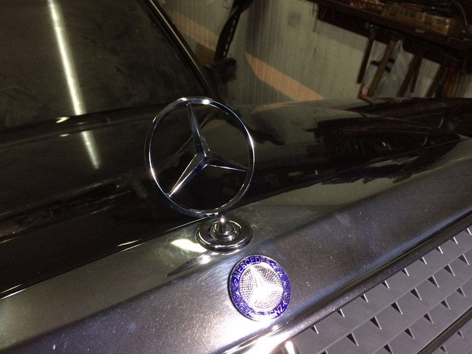 Mercedes E-class 500Е W124 (3)