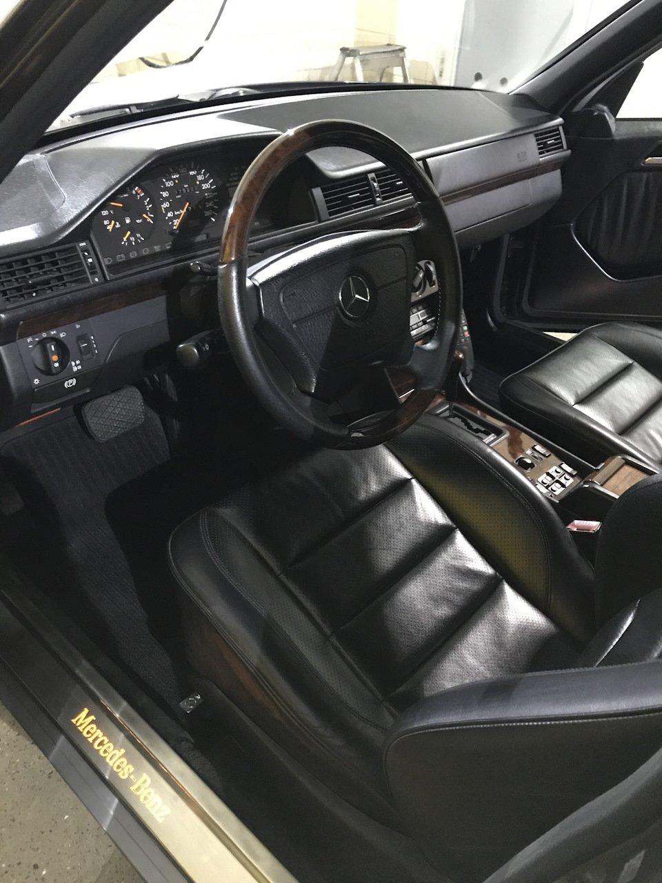 Mercedes E-class 500Е W124 (40)
