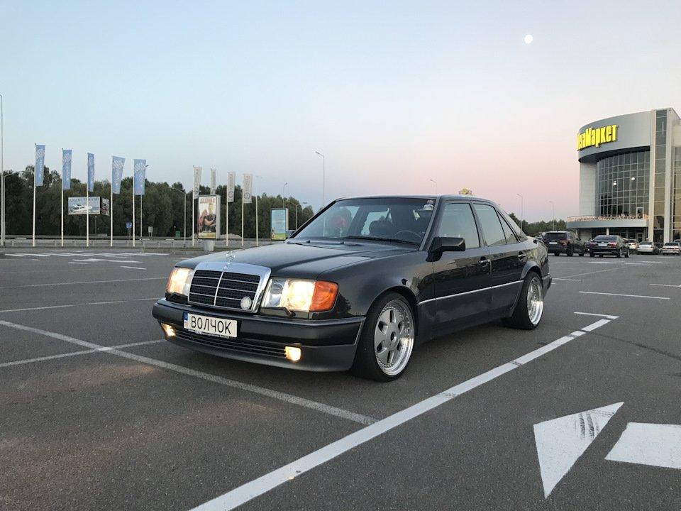 Mercedes E-class 500Е W124 (46)