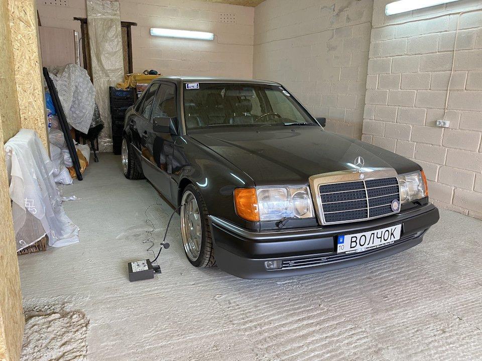 Mercedes E-class 500Е W124 (50)